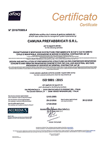 Certificatio IAF28